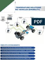 Fiber Optic Temperature Measurement Solutions for EV Testing