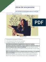 5 Características de Una Persona Práctica