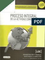 Proceso Integral de La Actividad Comercial de Paraninfo