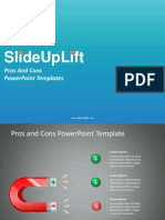 Pros and Cons PowerPoint Templates