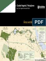 Área Verde y Ecosistema