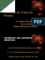 Prevencion CA de Prostatal