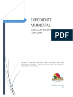 Expediente Municipal Samaca