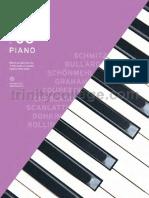 Trinity Grade 3 Piano (2018-2020)