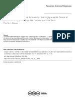 Congar - Unité de la foi, diversité de formulations théologiques.pdf