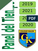 Panel del Tiempo Kalem.doc