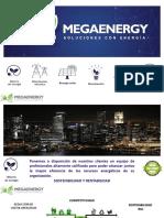 PRESENTACION MEGAENERGY (SOLUCIONES PARA EL AHORRO ENERGÉTICO)