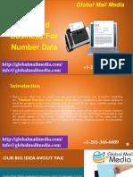 Thailand Business Fax Number Data.pptx