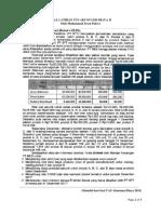 Soal Latihan UTS Akuntansi Biaya II-Neraca