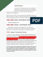 NK History