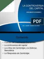 LA CONTROVERSIA DEL CAPITAL.ppt