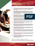 Microsoft - Top Ten Steps to a Healthier Workplace.pdf
