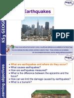Earthquakes Rot
