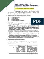15 Days Academic Program pdf