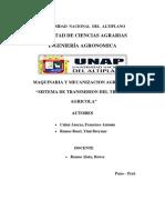 MONOGRAFIA  TRABAJO DE SISTEMA DE TRANSMISION.docx