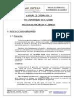Manual - Inst - Oper - Mantto - Calderas Intesa Serie Pt