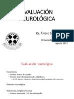 Evaluacion neurologica 2017