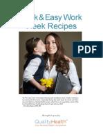 General eBook QualityHealth-QuickandEasyWorkWeek