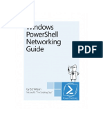 powershell networking guide