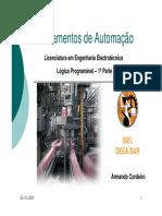 Fundamentos de Automação 1