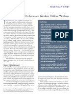 Modern Political Warfare