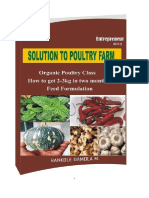Solution to Poultry Farm