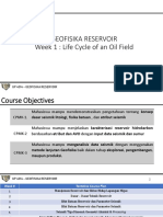 Reservoir Geophysics