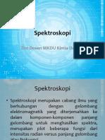 15.-Spektroskopi