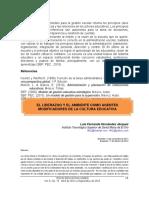 Dialnet-ElLiderazgoYElAmbienteComoAgentesModificadoresDeLa-3995934.pdf