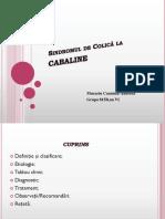 Colica La Cabaline