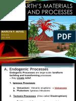 Endogenic Process