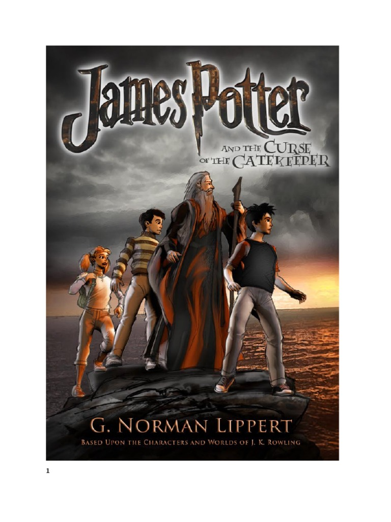 d890656457 James Potter and the Curse of the Gatekeeper