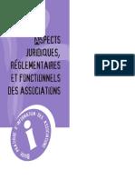 Aspects juridiques, réglementaires et fonctionnels des associations.pdf