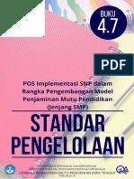 4.7 Pengelolaan Smp
