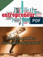 Report on Successful Entrepreneurs version 2.ppt