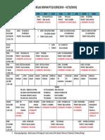 Jadual Kelas Sisipan Pt3 2019