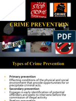 Crime Prevention Sir Dong