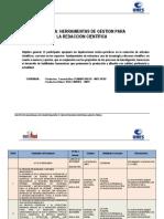 Programa Pasantia - Durango INICC-UNES