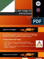 Efectos Del Fuego en Estructuras