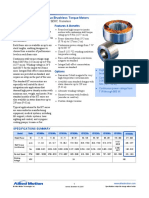 HT0500x FramelessTorqueMotors Datasheet R5