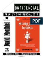 L'H Confidencial Especial Premi L'H Confidencial 2019