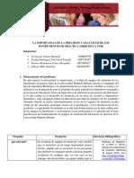 LA IMPORTANCIA DE LA PRECISION Y EXACTITUD DE LOS INSTRUMENTOS DE PRÁCTICA LIBRE DE LA UMB (Investigacion Cuanti).pdf