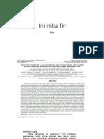 Telaah jurnal metabolomic ftir