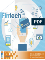 Fintech - Data Privacy HK