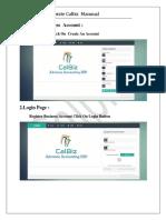 Calbiz Oprate Manual