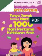 Mommyclopedia_ Tanya-jawab Tentang Nutrisi Di 1000 Hari Pertama Kehidupan Anak - DR. META HANINDITA