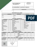 Inventario de Vehiculos