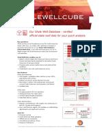 ShaleWellCube Product Sheet (PDF)