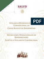 2019 DefinicionesOperacionales Padecimientos Sujetos a VE