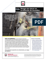 FF Lung Cancer Fact Sheet-Spanish